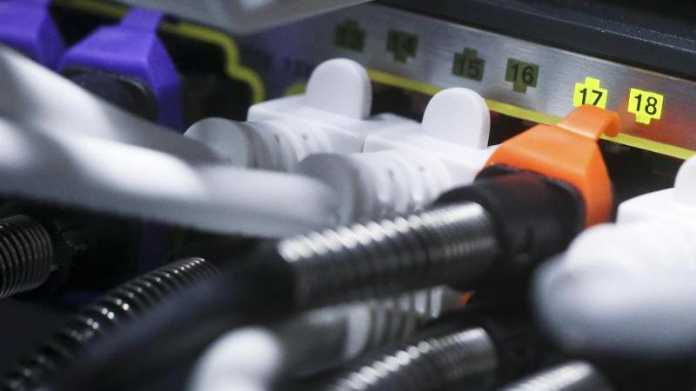 Mehrere Netzwerkkabel