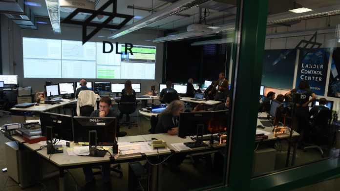 Philae-Kontrollzentrum