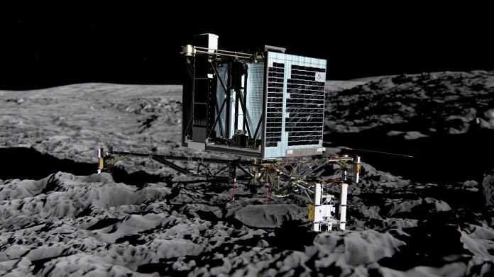 "Landeroboter ""Philae"""