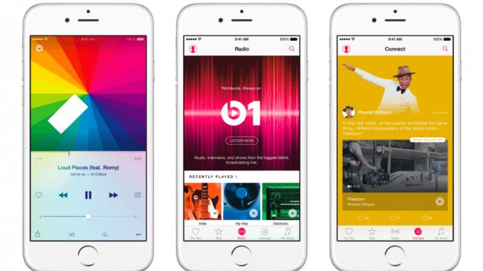 iphone mit apple music