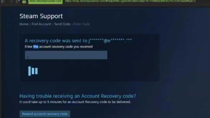 Steam Support-Hack