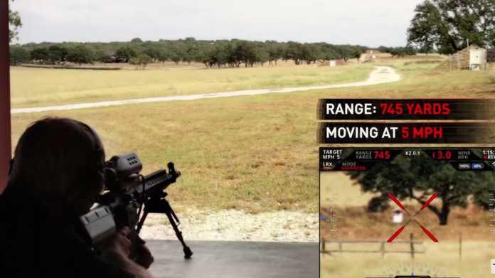 Scharfschütze: Tag-and-Shoot-Funktion