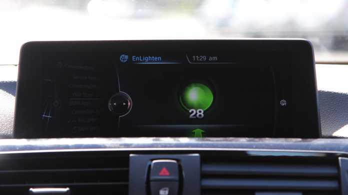 EnLighten: BMW Connected Drive