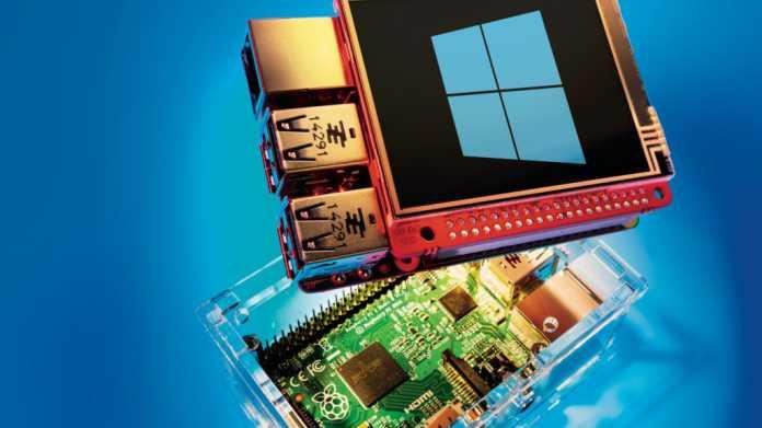 Windows 10 für IoT mehr fertig
