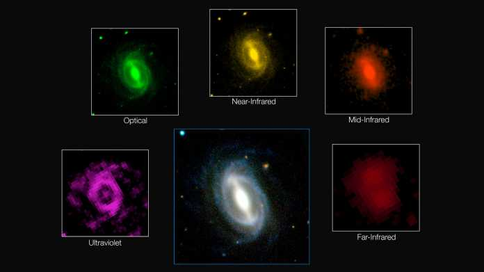 Astronomische Studie beobachtet das langsame Sterben des Universums