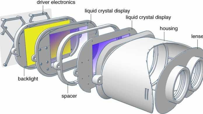 VR-Headset: mit Lichtfeldtechnik gegen Übelkeit
