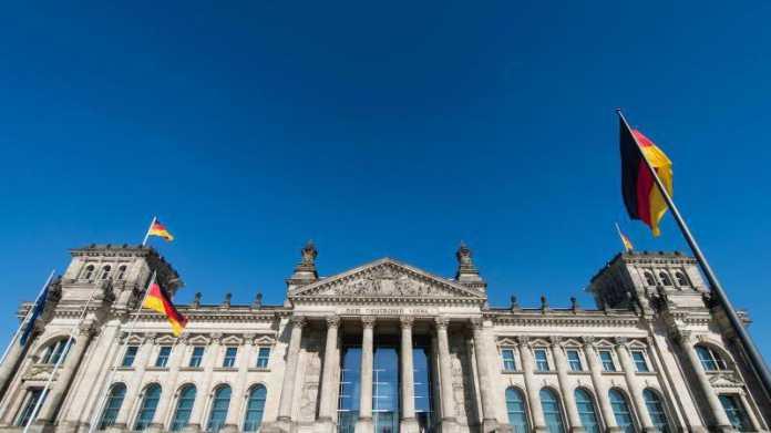 Computer im Bundestag