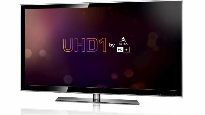UHD1 by Astra