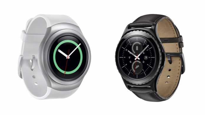 Samsung Gear S2 und Gear S2 Classic