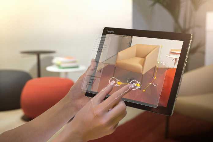 IFA 2015: Lenovo Miix 700 - Tablet/Convertible mit Windows 10