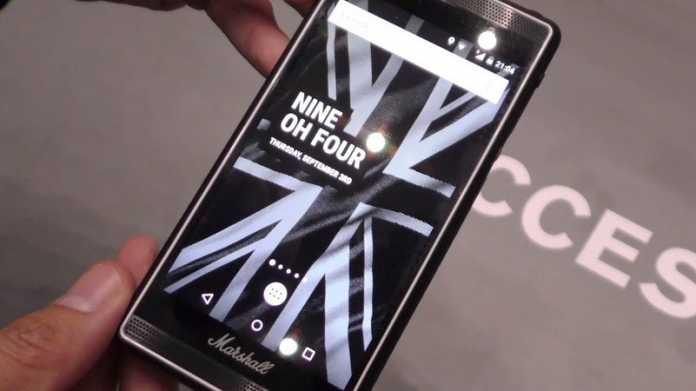 Marshall-Smartphone London