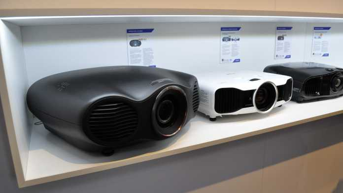 Epson Laserbeamer LS10000