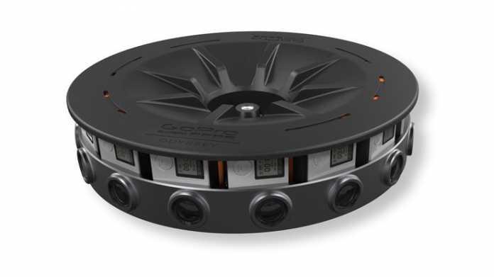 GoPro Kamera-Set Odyssey