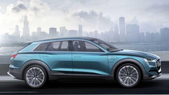 Audi E-SUV