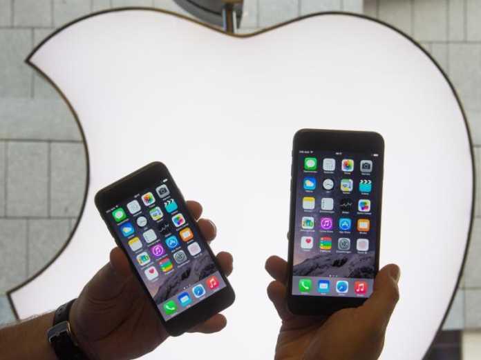 iPhone 6s und PLus