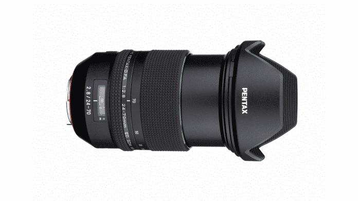 PENTAX 24-70mm F/2,8: Günstiges Standard-Weitwinkelzoom für Vollformat
