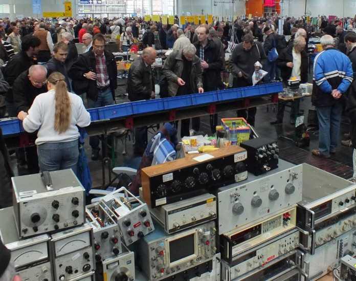Letzter Interradio-Markt in Hannover