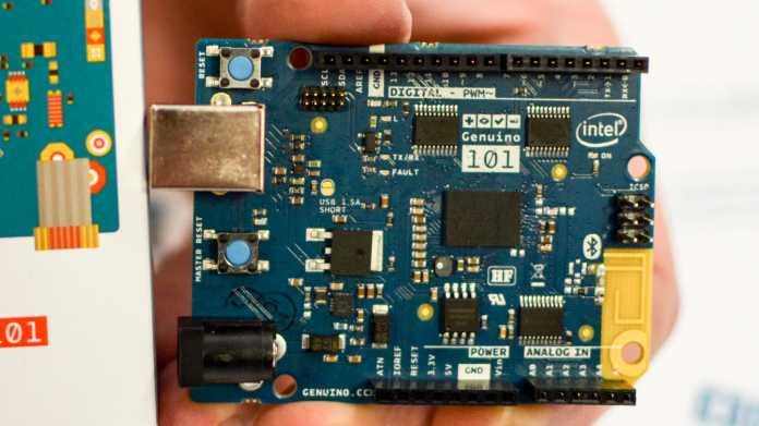 Genuino 101 mit Curie-Chip