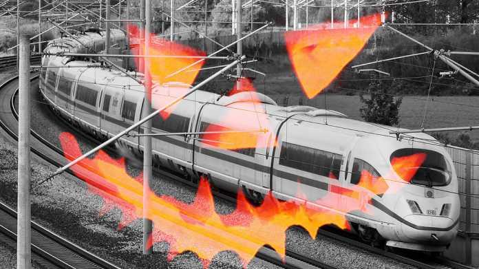 Stiftung Warentest: Internet im Zug ist zum Gruseln
