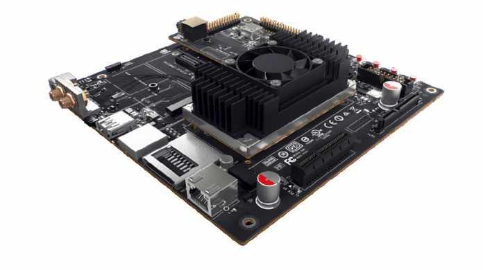 Nvidia Jetson TX1 Developer Kit