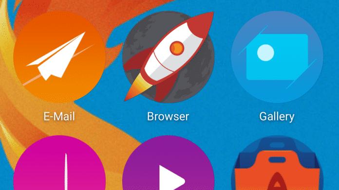 Mozilla stellt Firefox OS 2.5 als Android-Launcher bereit