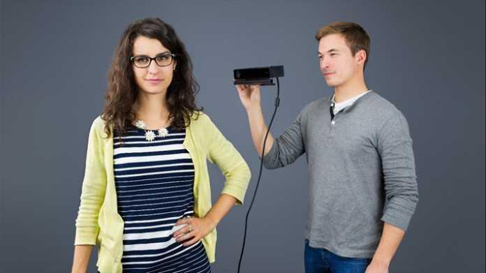 Von Microsoft: Kostenlose 3D-Scan-App für die Kinect 2