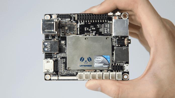 Lattepanda: Windows-10-Einplatinenrechner mit Arduino an Bord
