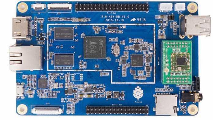 Pine64: 15-Dollar-Computer für Android, Linux und Smart Home
