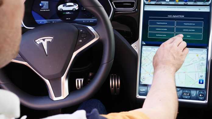 """Smart-Home""-Anbieter Digitalstrom kooperiert mit Tesla"