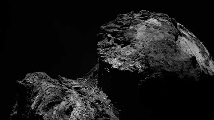 ESA-Sonde Rosetta: Portal für Detailbilder des Kometen eingerichtet