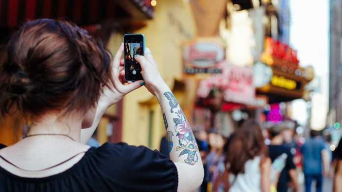 Studie: Heute fotografieren acht mal soviel Menschen wie vor zehn Jahren