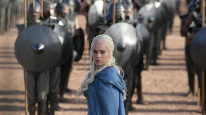 """""""Game of Thrones"""" bleibt meistgeklaute Serie im Internet"""