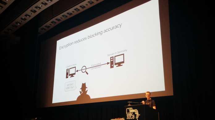 32C3: Wie die Große Firewall Tor-Verbindungen sabotiert