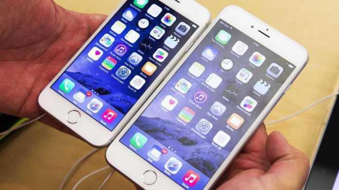 Apples Smartphones sind ab 2016 in Deutschland fünf Euro teurer.