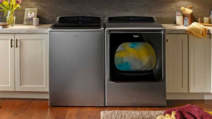 Dash: Whirlpool integriert Amazon-Bestellfunktion