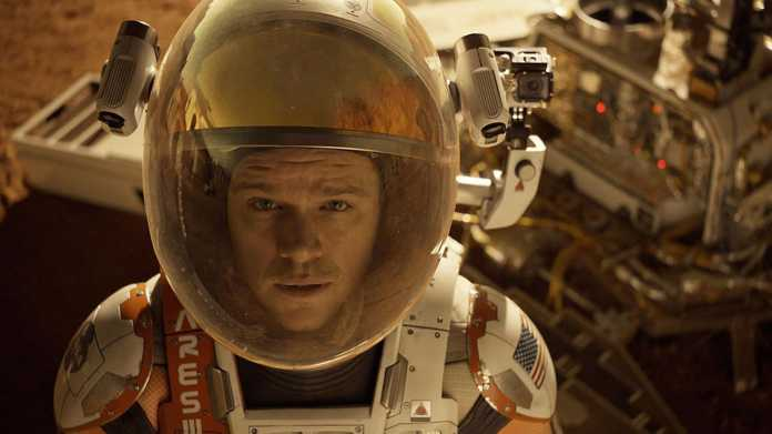 """Der Marsianer"" (Film)"