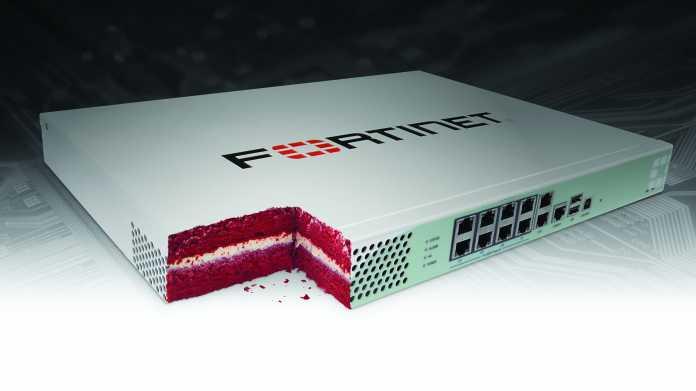 Hintertür in Fortinet-Appliances