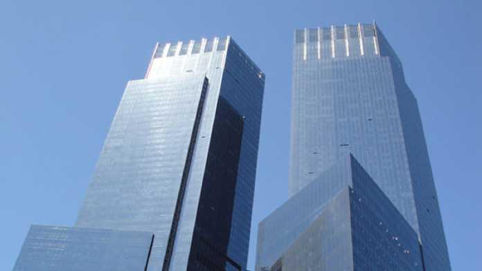 Time-Warner-Gebäude in New York
