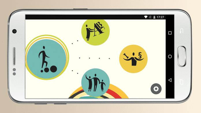 """Ankommen"": App hilft Flüchtlingen bei der Integration"