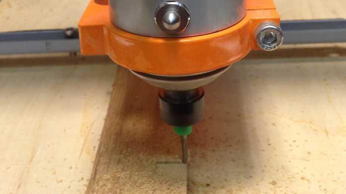 Im Test: Die Multifunktionsmaschine Stepcraft-2/420 als CNC-Fräse