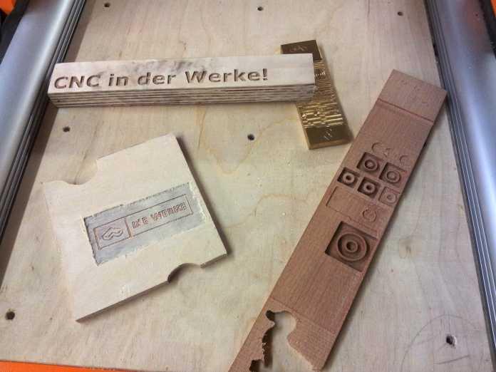 Stepcraft CNC-Fräse