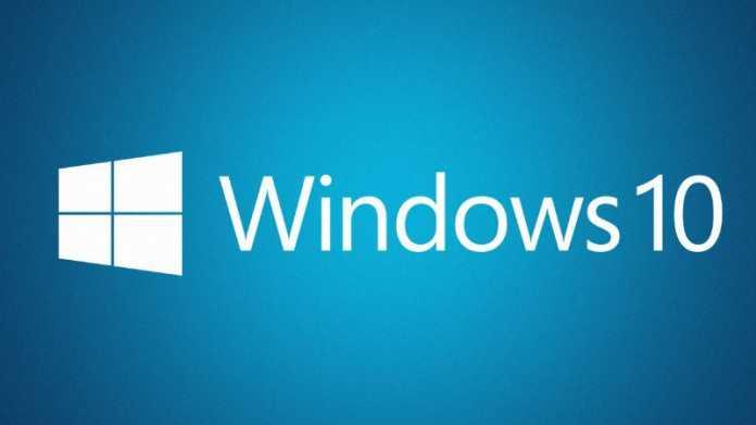 Reserviertes Windows 10 erhält Installationscountdown