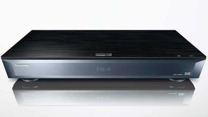 Ultra HD Blu-ray Player
