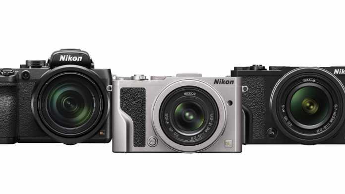 Nikon DL-Familie