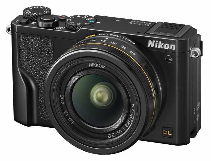 Nikon DL 19-50