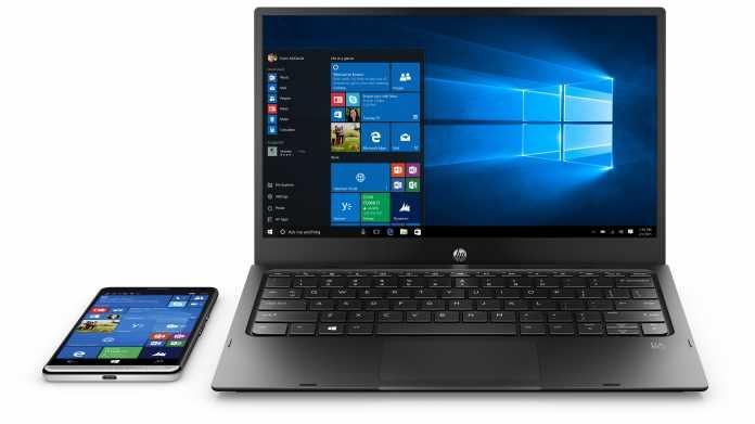 HP Elite X3: High-End-Smartphone mit Windows und Notebook-Hülle