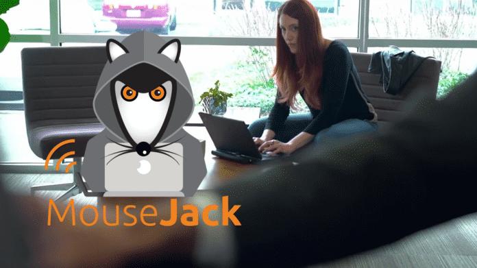 MouseJack: Hacker können kabellose Mäuse und Tastaturen fernsteuern