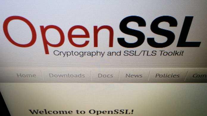 OpenSSL kündigt Patches für Sicherheitslücken an