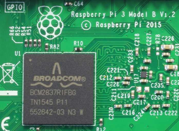 Raspi-3-SoC BCM2837