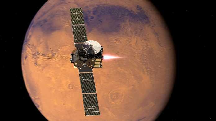 Europas Mars-Offensive: ESA und Roskosmos beginnen ExoMars-Projekt